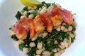 Italian White Beans And Greens Salad